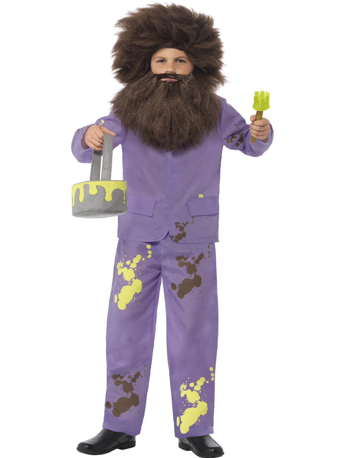 Boys Costume - Roald Dahl Mr Twit