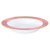 Bright Pink Premium Plastic Bowl 354ml 10pk - Party Savers
