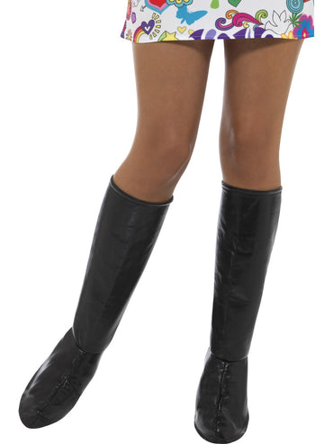 Black GoGo Boot Covers