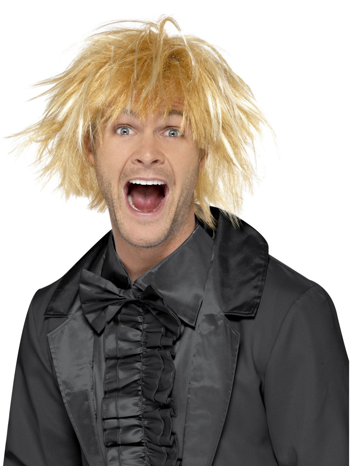 Blonde Messy Surfer Wig - Party Savers