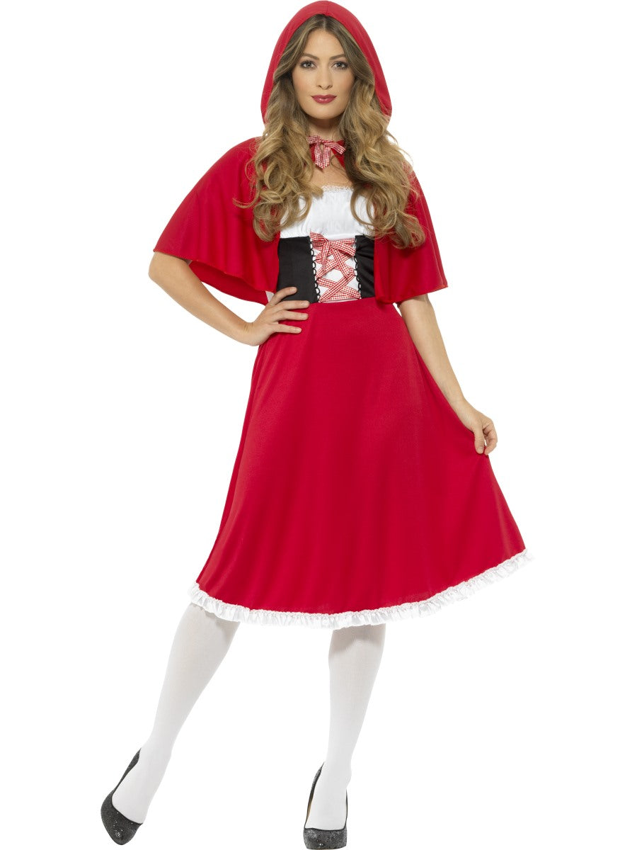 Womens Costume - Red Riding Hood