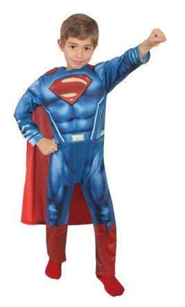 Boys Costume - Superman Dawn Of Justice Deluxe