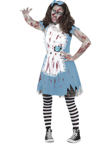 Womens Costume - Zombie Tea Party