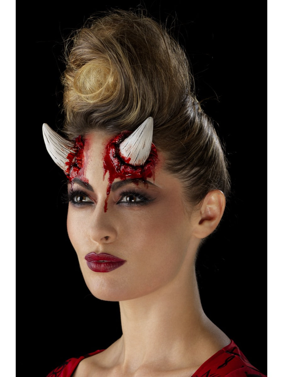 Latex Devil Horn Prosthetics