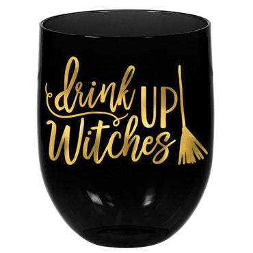 witches-stemless-wine-plastic-glass