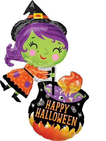 supershape-witch-and-cauldron-supershape-foil-balloon