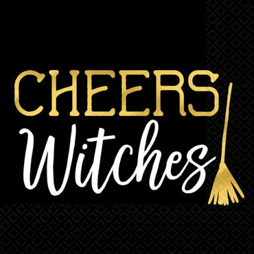 cheers-witches-hot-stamped-beverage-napkins-16pk