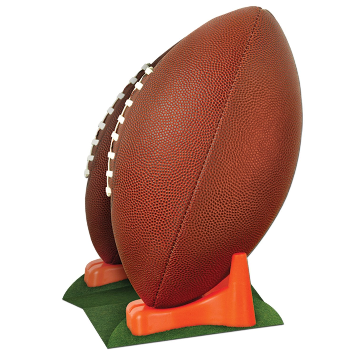 3-D Football Centerpiece 28cm