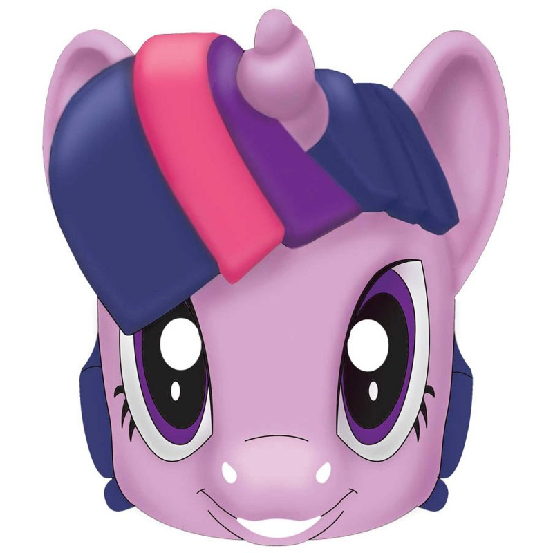 My Little Pony Friendship Adventures Vac Form Mask