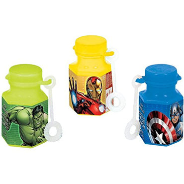Avengers Epic Mini Bubble Favors 12pk