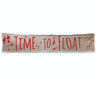it-time-to-float-cloth-banner
