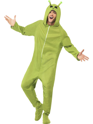 Adult Costume - Alien Costume