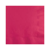 Bright Pink Beverage Napkins 20pk