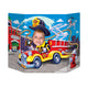 Fire Truck Photo Prop 94cm x 63cm - Party Savers