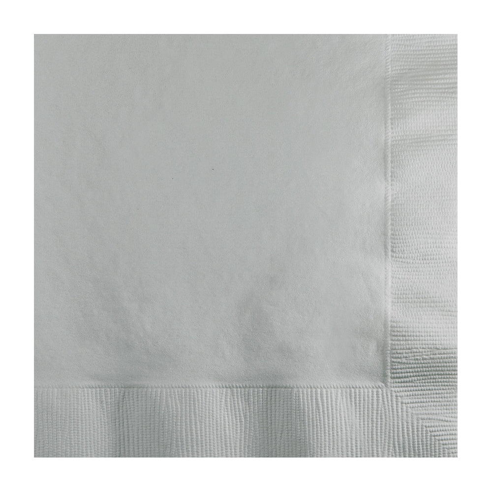 Pastel Blue Lunch Napkins 33cm x 33cm 20pk - Party Savers