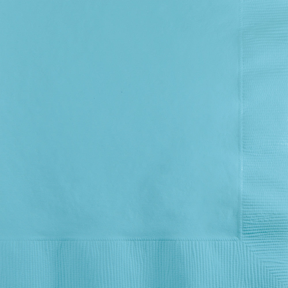 Pastel Blue Dinner Napkin 40cm x 40xm 20pk - Party Savers