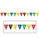 Summer Sports Pennant Banner 28cm x 3.65cm - Party Savers