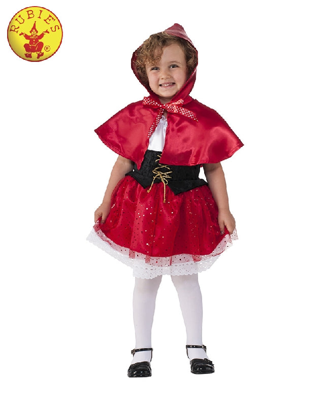 Girls Costume - Lil' Red Riding Hood
