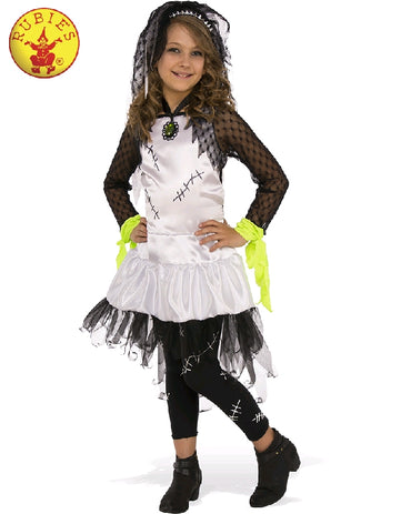 Girls Costume - Monster Bride