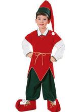 Boys Costume - Elf Velvet
