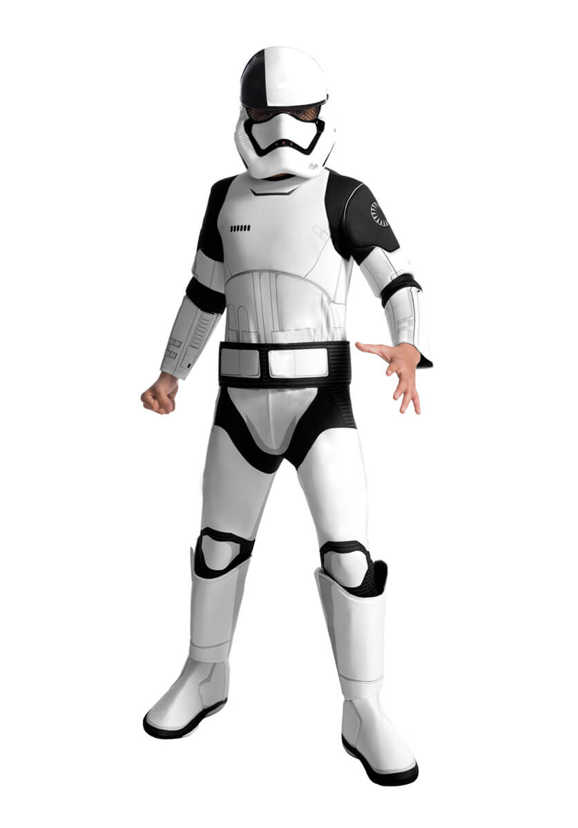 Boys Costume - Executioner Trooper Deluxe