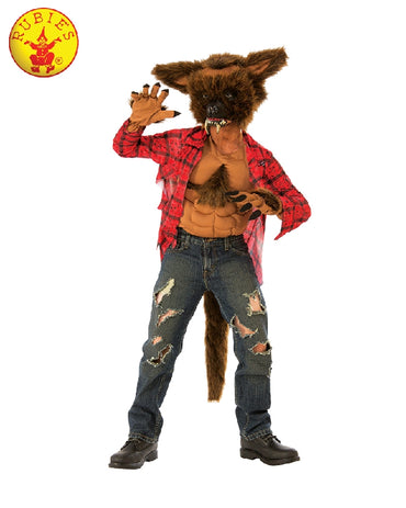 Boys Costume - Werewolf