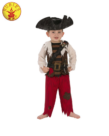 Boys Costume - Pirate Matey - Party Savers