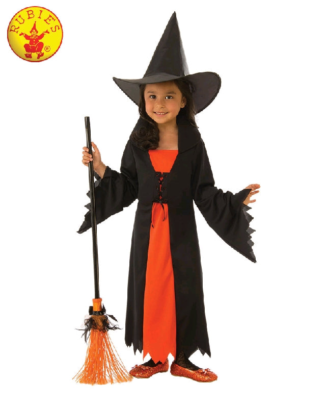 Girls Costume - Gothic Witch