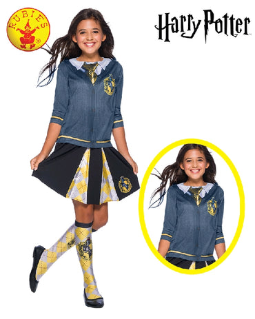 Girls Costume - Hufflepuff Top