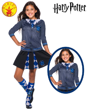 Girls Costume - Ravenclaw Top