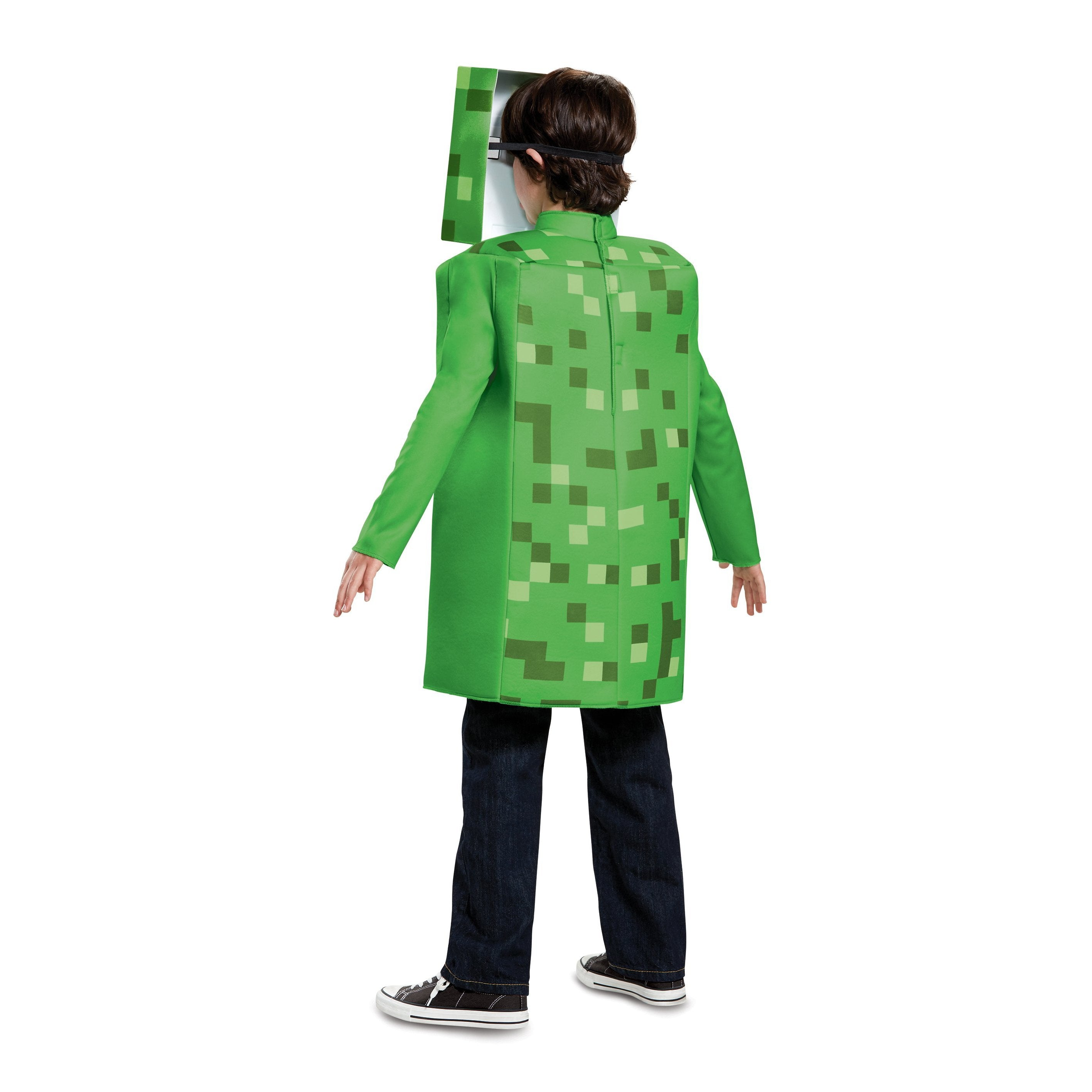 Boys Costume - Creeper Classic Child - Party Savers