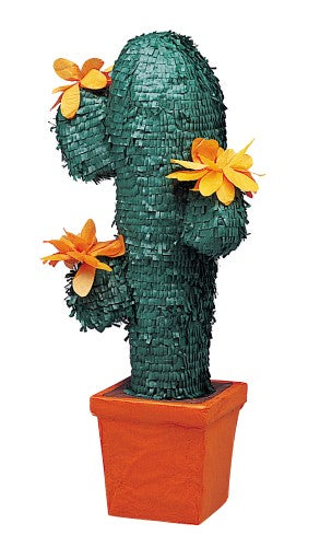Cactus Pinata - Party Savers