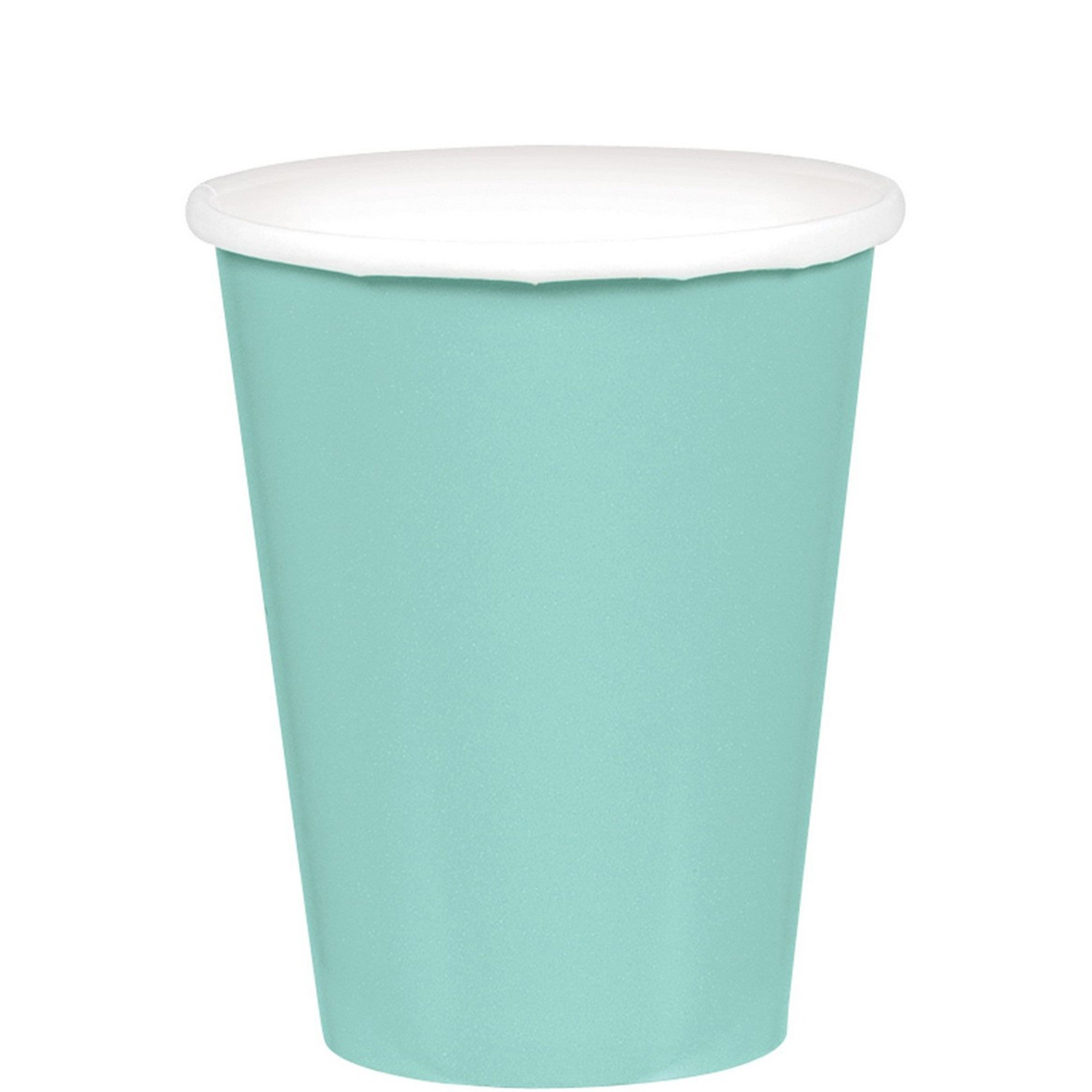 Silver Paper Cups 266ml 20pk