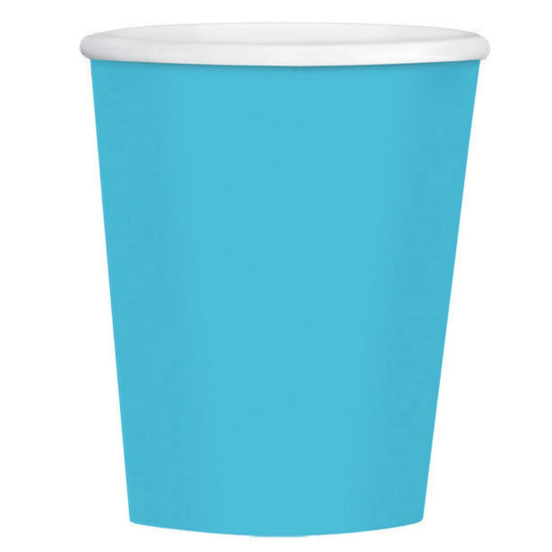 Festive Green Paper Coffee Cup 354ml 40pk