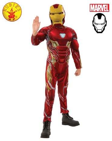 Boys Costume - Iron Man