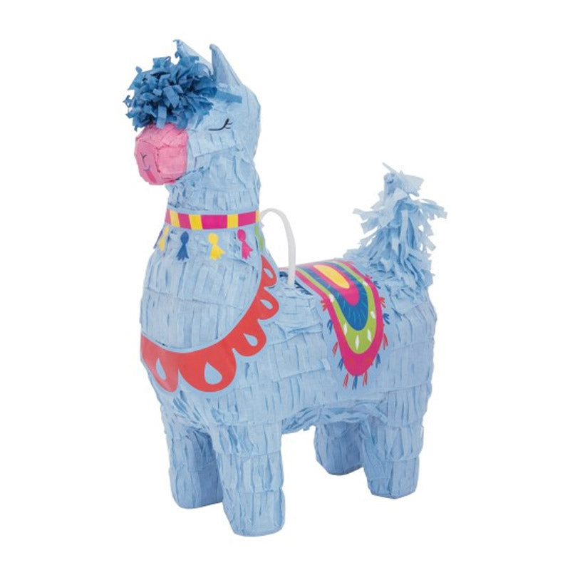 Mini Pinata Llama Decoration - Party Savers