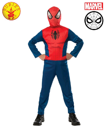 Boys Costume - Spider-Man