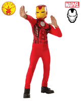 Boys Costume - Iron Man Classic