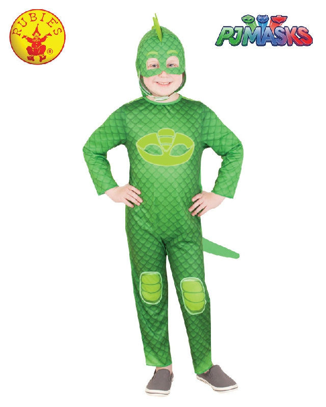 Boys Costume - Gekko Glow In The Dark