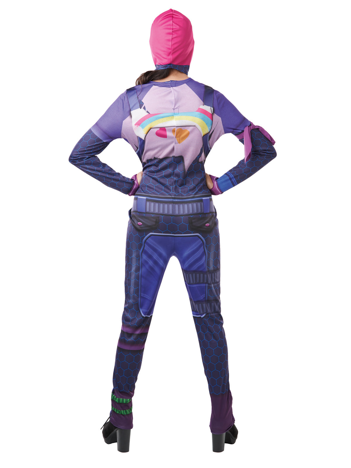Girls Costume - Brite Bomber Jumpsuit