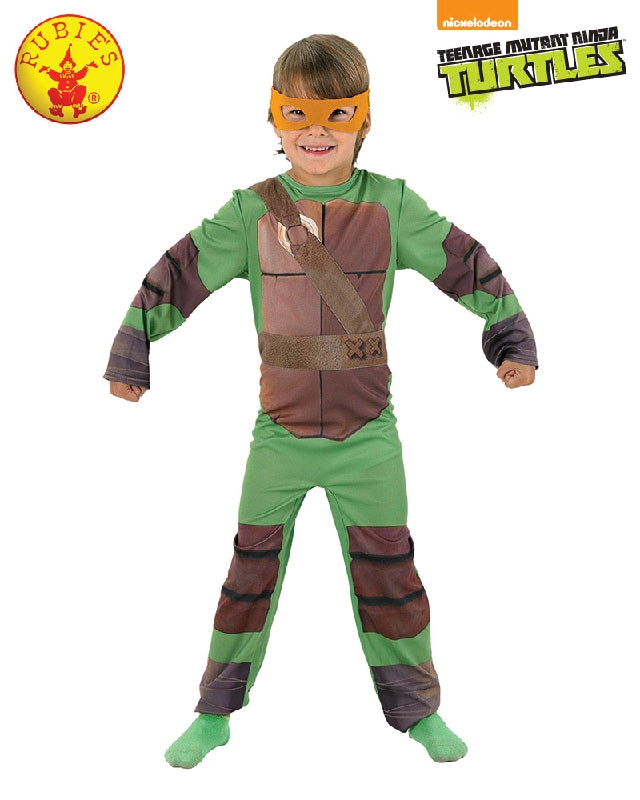 Boys Costume - Teenage Mutant Ninja Turtles Classic