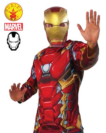 Iron Man Adult  Top