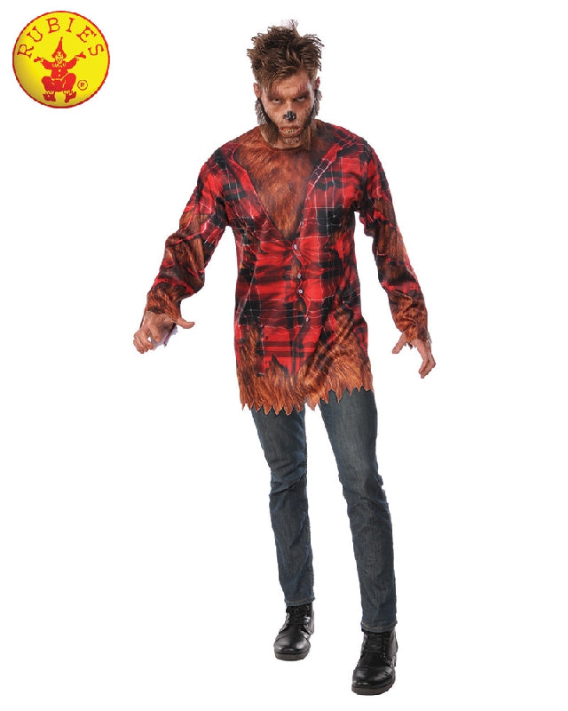 Men's Costume - Werewolf
