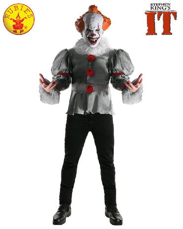 Men's Costume - Pennywise 'It' Deluxe