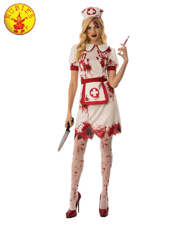 Women's Costume - Bloody Nurse