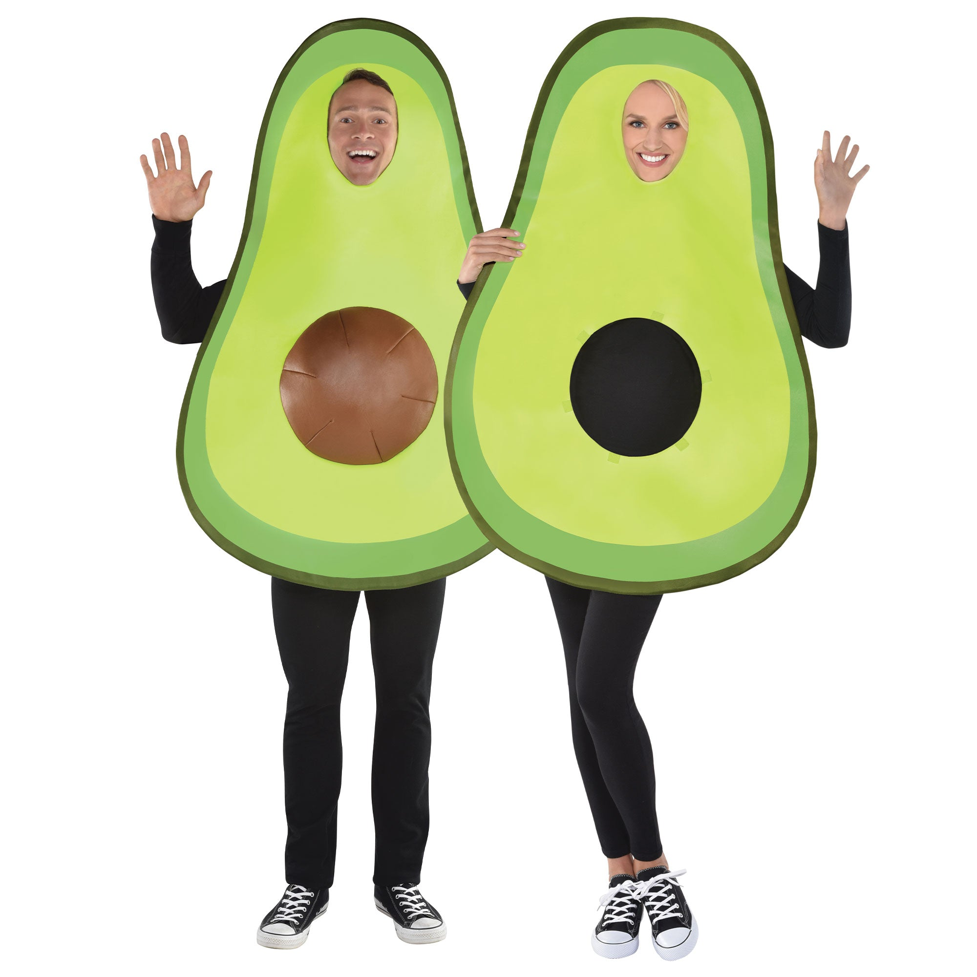 Fiesta Avocado Costumes Adult Size - Party Savers