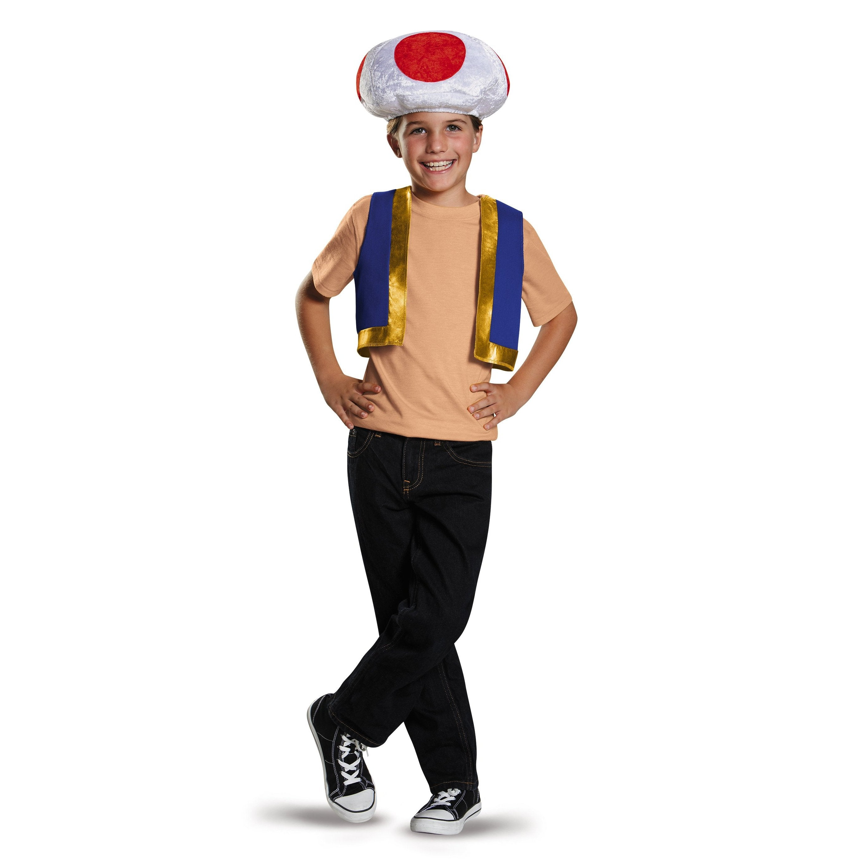 Kids Costume - Toad Kit Child - Party Savers