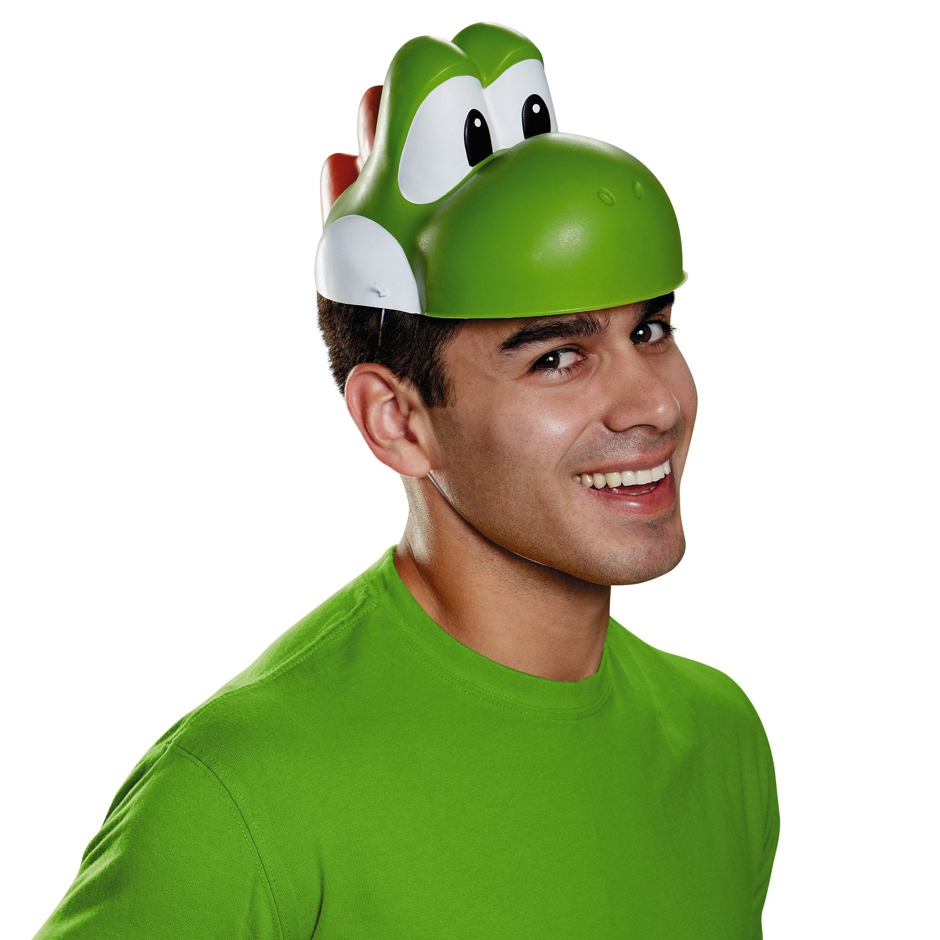 Yoshi Mask Adult - Party Savers