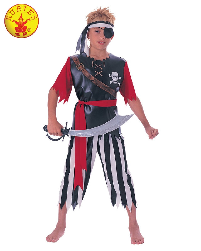 Boys Costume - Pirate King