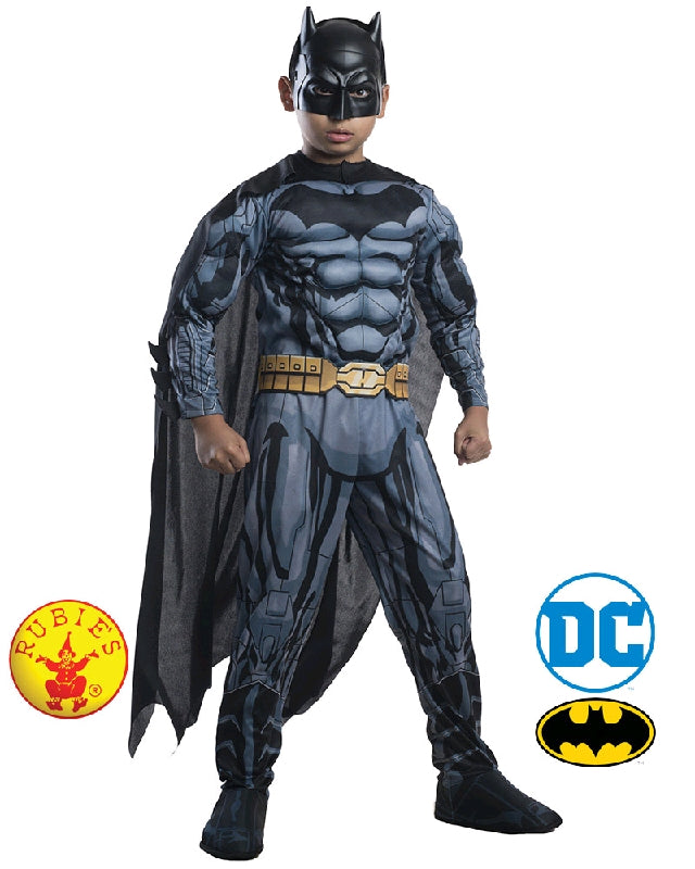 Boys Costume - Batman Deluxe Digital Print